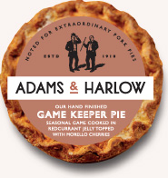 Game Keeper Pie